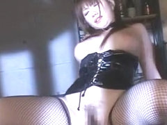 Crazy Japanese girl Nami Kimura in Amazing Fetish, Lingerie JAV scene