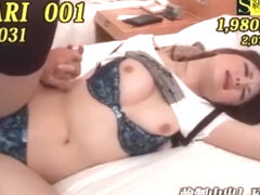 Horny Japanese model Marie in Crazy JAV scene