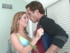 Dani Jensen - Dont Tell Mom The Babysitters A Slut - Twistys Hard
