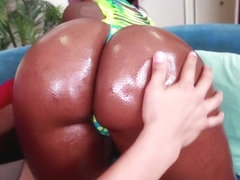 Jayden Starr's Huge Perfect Ass