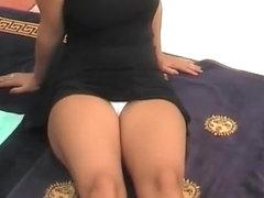 Big tits and nipple slip