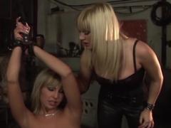Best pornstars Lea Lexus and Adriana Russo in crazy fetish, blowjob porn video