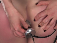 Hottest fetish adult scene with exotic pornstars Tina Horn and Lorelei Lee from Wiredpussy