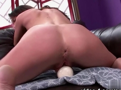 Hottest pornstars Alessandra Noir, Kendra Khaleesi in Crazy Dildos/Toys, Masturbation adult video