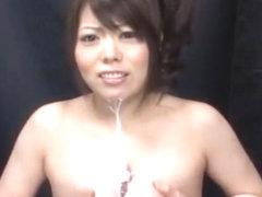 Fabulous Japanese model Kei Megumi in Best Handjobs, POV JAV movie