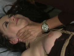 Sweet lady Gina Lorenzza is hard fucking her friend