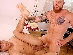 Bennett Anthony & Jacob Ladder in Surprise Gift Scene