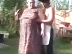 Amazing Grannies, BBW sex video