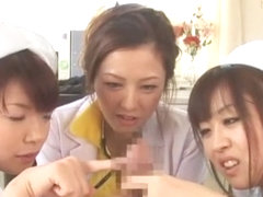 Incredible Japanese slut Meisa Hanai, Nao Mizuki, Nana Aoyama in Crazy Group Sex, Stockings JAV vi.