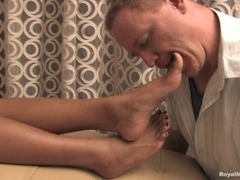 Foot Worship - Miss Tierra