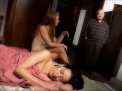 Sex with grandpa.