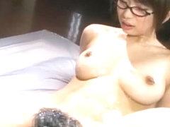 Exotic Japanese chick Hikari Hino in Crazy Fingering, Big Tits JAV scene