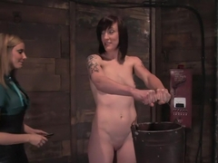 Horny fetish adult clip with incredible pornstar Maitresse Madeline Marlowe from Wiredpussy