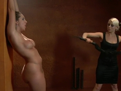 Exotic fetish sex video with crazy pornstars Kelly Divine and Lorelei Lee from Whippedass