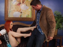 Crazy pornstar Dani Jensen in Best Redhead, Hardcore adult video