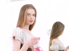 Young Courtesans - Adel Bye - Making love to sex goddess