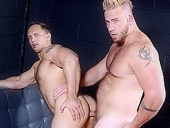 Aaron Bruiser & John Magnum in My Brother In Law Part 3 Scene