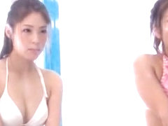 Horny Japanese girl in Amazing Dildos/Toys, Group Sex JAV clip