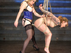 Slave Training Jessie Cox, Day 4Submitting to a Goddess - TheTrainingofO