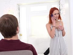 Make Him Cuckold - Michelle Can - Cuckold revenge of a redhead