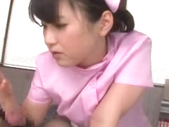 Best Japanese girl Kami Kimura in Amazing POV, Nurse JAV video
