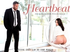 Gracie Glam & Danny Mountain in Heartbeats Video