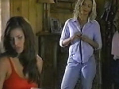 Erika Eleniak,Shawn Weatherly,Brandy Ledford in Baywatch (TV) (1989)