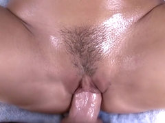 Frenchie Loves Anal and Creampies