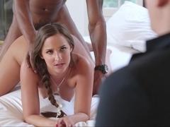 międzyrasowe porno cuck