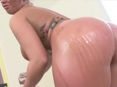 Incredible pornstar Kerry Louise in best big ass, tattoos adult clip