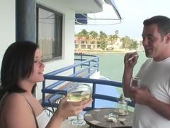 Crazy pornstar in horny brazilian, college sex video