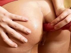 Incredible pornstar Jessica Miller in crazy blonde, anal xxx clip