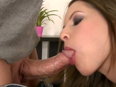 Crazy pornstar in Hottest Blowjob, Shaved sex scene