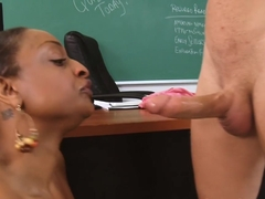 Carmen Hayes & Michael Vegas in My First Sex Teacher