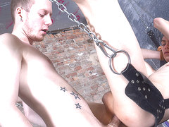 Using His Tight Little Hole - Damien Dwight & Sean Taylor - Boynapped