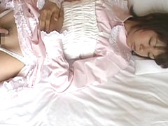 Incredible Japanese girl Sayaka Tomita in Best College/Gakuseifuku JAV scene