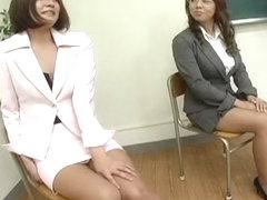 Best Japanese whore in Hottest Panties, Group Sex JAV video