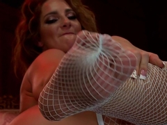 Hottest fetish xxx video with crazy pornstars Savannah Fox and Mickey Mod from Footworship