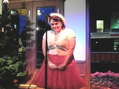 Burlesque Strip-Mega MIX-28 Performance By Li'L Relly From Christmas In July