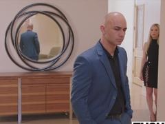 TUSHY Hot Secretary Has Anal With Her Boss!