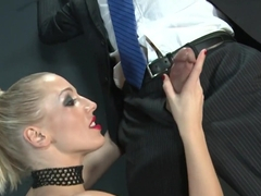 Best pornstar Rebecca More in horny blonde, dildos/toys adult scene