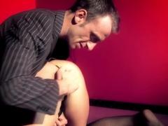 Amazing pornstar Gabriela Glazer in horny reality, facial porn movie