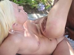 Crazy pornstar in Exotic Outdoor, Big Ass adult movie