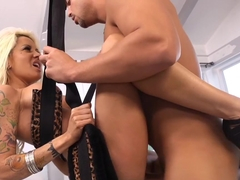Helly Hellfire  & Rocco Reed in Neighbor Affair