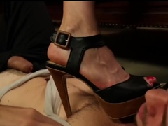 A Female Foot Domination Movie