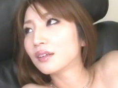 Exotic Japanese model Rei Hinano in Horny Hairy, Dildos/Toys JAV clip