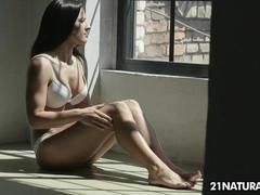 21Sextury XXX Video: The Heat of Her Feet