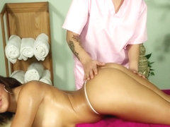 G-String Massage