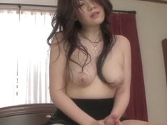 Hottest Japanese model in Exotic Handjobs, Office JAV video