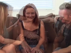 Incredible pornstars Kelly Kline and Penny Flame in crazy fetish, foot fetish adult scene